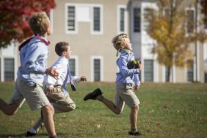 Fessenden School - Fall Viewbook Photography