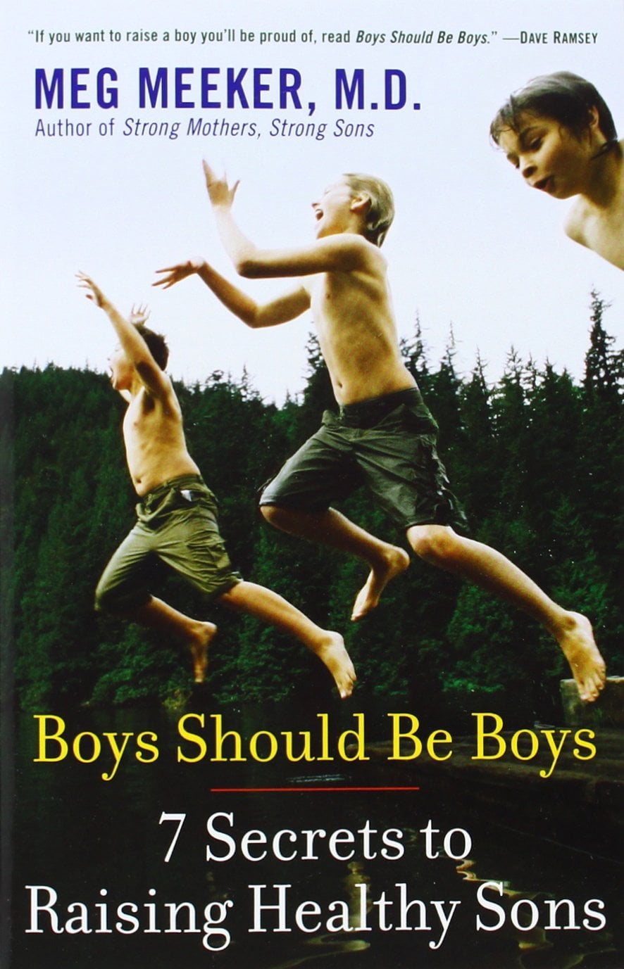 Boys Should Be Boys 7 Secrets to Raising Healthy Sons