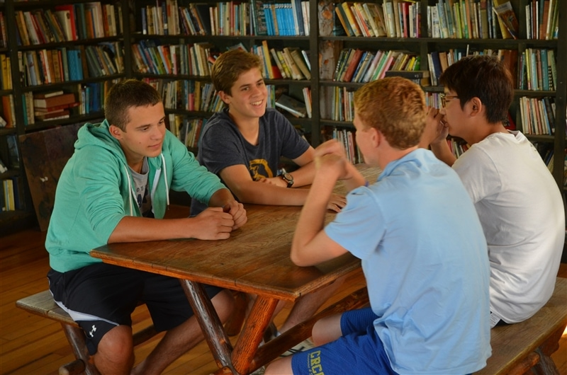The case for spending ninth grade at a junior boarding school 9th grade boarding students at the library sciox Images