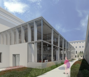 Fessenden's Center for Innovation – iLab 2.0 - Scheduled to Open September, 2016