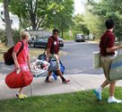 Boarding School Move-In