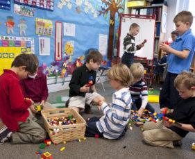 Single-Sex Education Helps 5 Year-Old Boys Learn