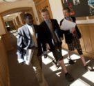Help Your Son Brave a Junior Boarding School Interview