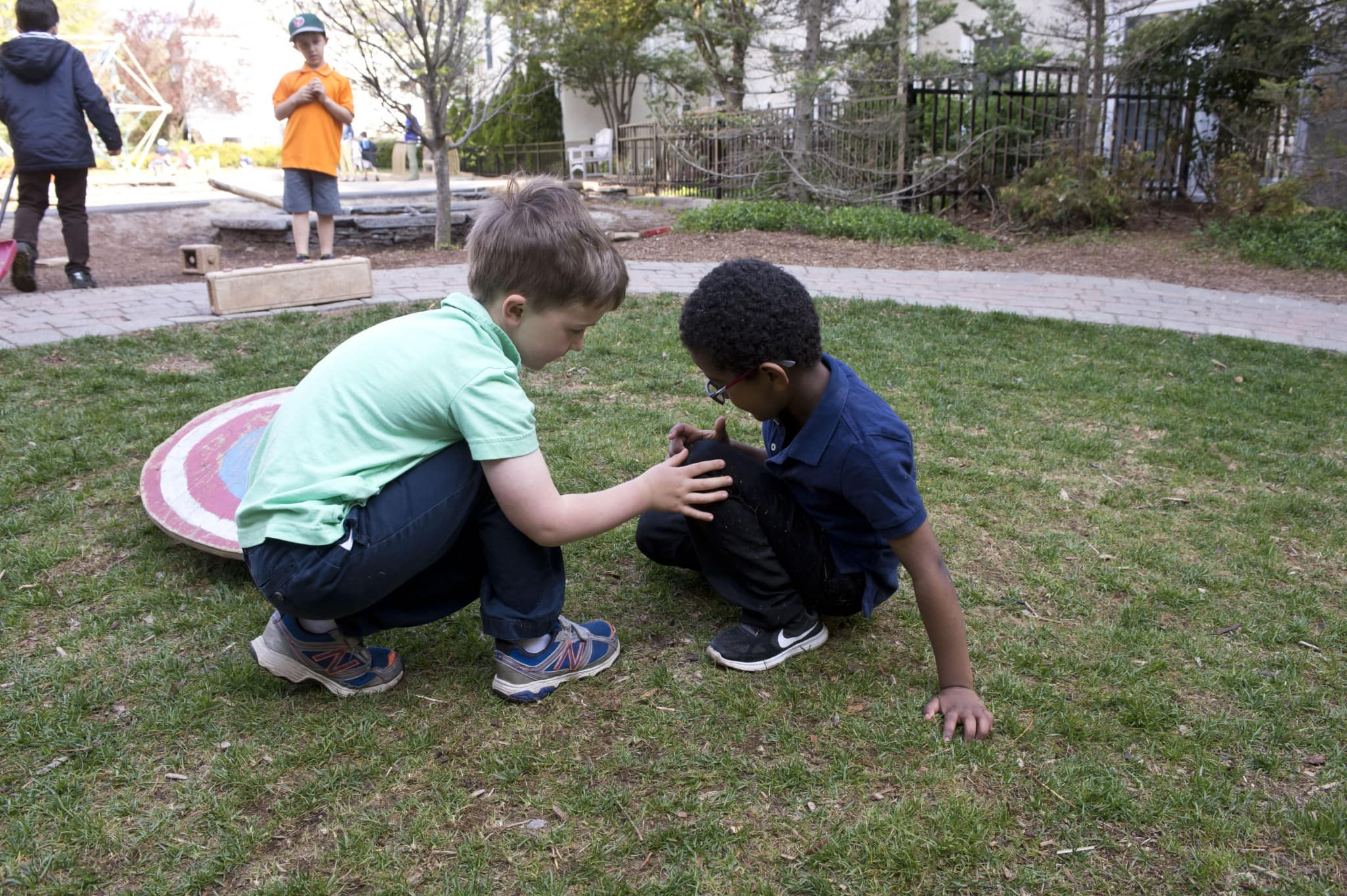 Fessenden's Pre-K - a caring and nurturing environment