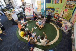 Asking questions in preschool