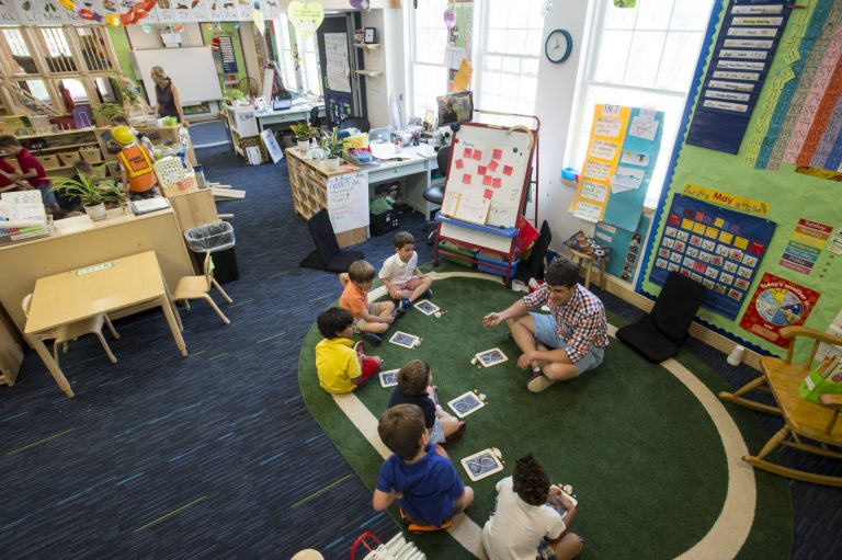 Does Pre K Make Any Difference >> A Pre K And Kindergarten Curriculum That Makes A